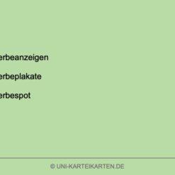 Grundlagen Marketing FernUni Hagen Karteikarte 1.2