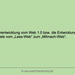 Grundlagen Marketing FernUni Hagen Karteikarte 1.4