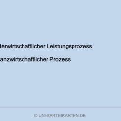 Unternehmensgruendung FernUni Hagen Karteikarte 1.4