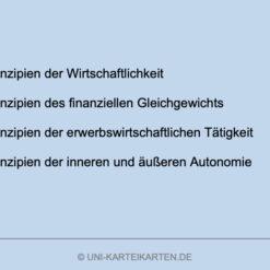 Unternehmensgruendung FernUni Hagen Karteikarte 2.4
