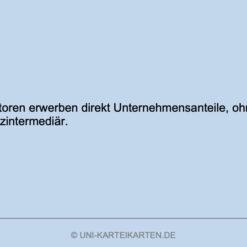 Unternehmensgruendung FernUni Hagen Karteikarte 5.4