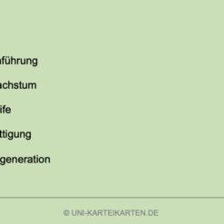 Strategisches Marketing FernUni Hagen Karteikarte 1.2