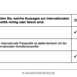 Strategisches Marketing FernUni Hagen Karteikarte 2.2