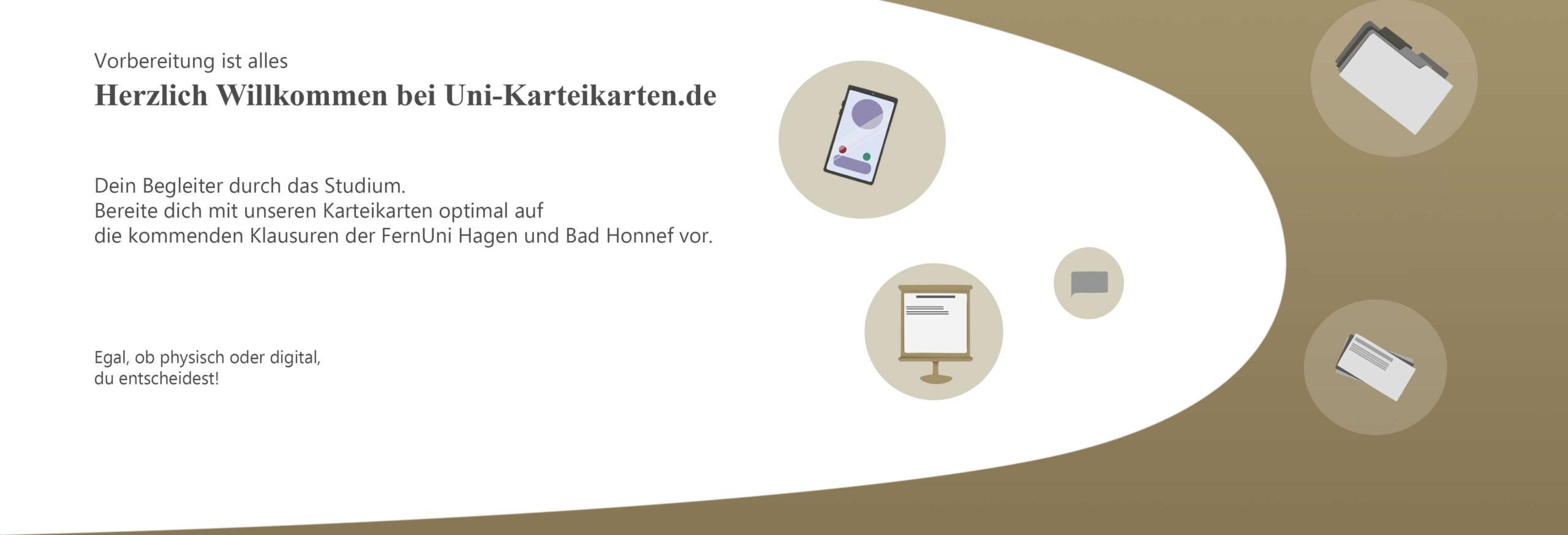 Slider Uni-Karteikarten.de Willkommensbanner