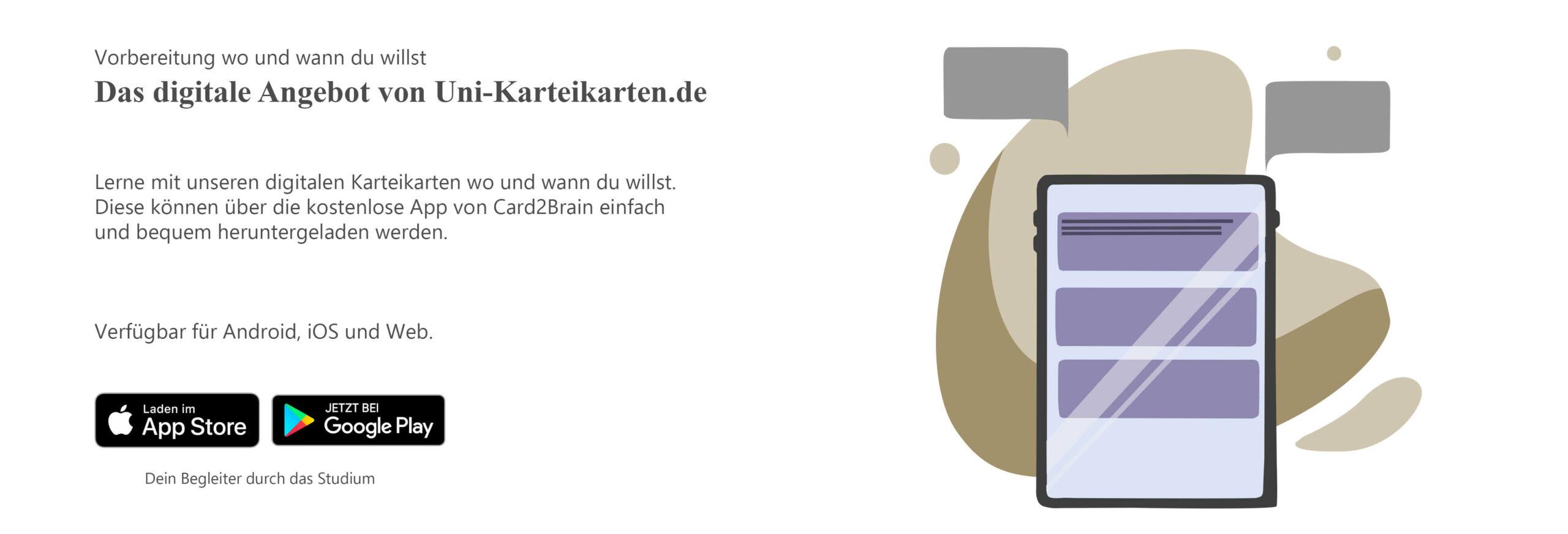 Slider Uni-Karteikarten.de digitale Inhalte